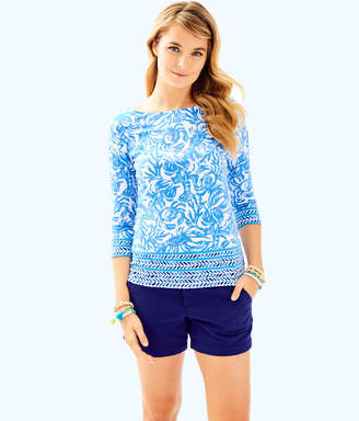 Lilly Pulitzer Womens Waverly Top