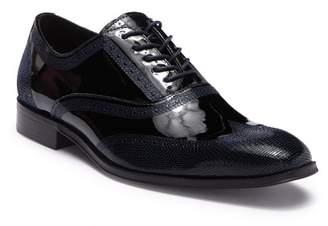 Tallia Jiovanni Patent Leather Wingtip Oxford