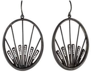 Jamie Wolf X Derek Lam NYCB Diamond Drop Earrings