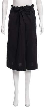 Yigal Azrouel A-Line Knee-Length Skirt