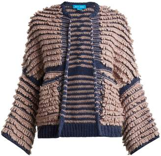 MiH Jeans Alice loop-knit cardigan