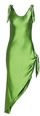 Cult Gaia Women's Dehlila Side-Tie Midi Dress