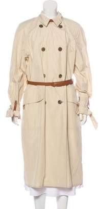 Tory Burch Double-Breasted Trench Coat w/ Tags