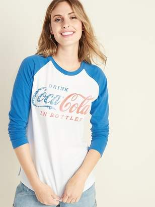 Old Navy Licensed Pop-Culture Baseball Tee for Women