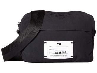 Yohji Yamamoto Y-3 Multi Pocket Belt Bag