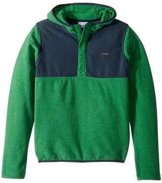 Columbia Kids Mountain Side Fleece Hoodie Boy's Sweatshirt