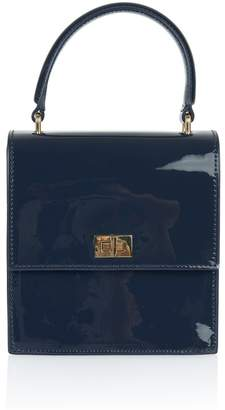 Neely & Chloe Neely Chloe Mini Lady Navy Bag