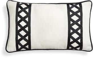 Jonathan Adler Positano Border Throw Pillow