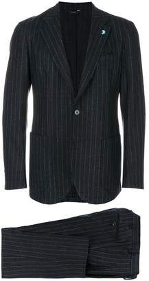 Tombolini pinstriped suit