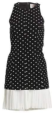 Cinq à Sept Women's Catriona Polka Dot Dress