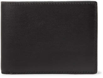 Common Projects Leather Billfold Wallet - Black