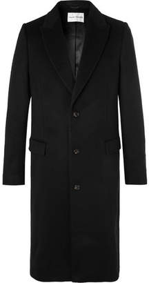 Privee SALLE Slim-Fit Cashmere Overcoat