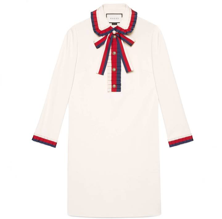 GucciStretch viscose jersey dress