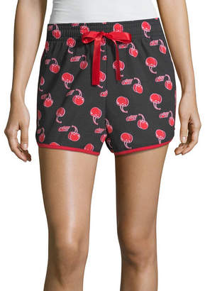 Novelty Licensed Coca-Cola French Terry Pajama Shorts