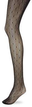 Laundry by Shelli Segal Dotted Tights