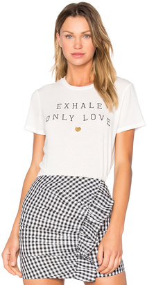 Spiritual Gangster Exhale Only Love Tee $65 thestylecure.com