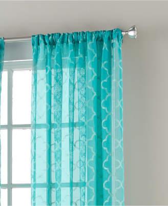 "Nanshing Jess 54"" X 84"" Rod Pocket Curtain Panel"