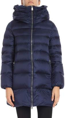 ADD High Neck Padded Jacket