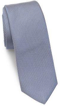 Hugo BossHUGO BOSS Diagonal Striped Tie