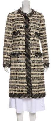 Marc Jacobs Woven Knee-Length Coat