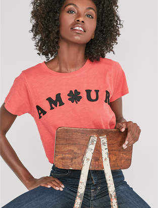 Lucky Brand AMOUR CREW TEE