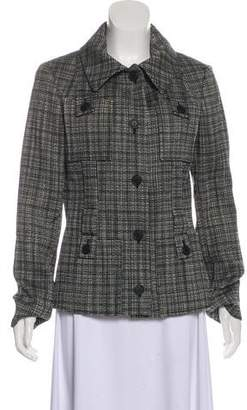 Christian Dior Wool Tweed Jacket