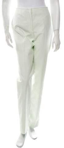 Christian Dior Straight-Leg Pants