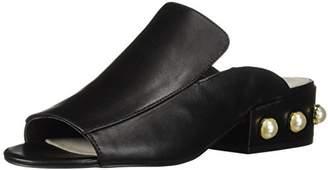 Kenneth Cole New York Women's Farley Pearl Open Toe Slide Sandal