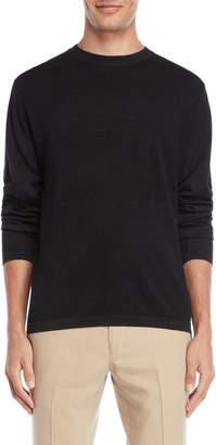 Br.Uno Ferraro Silk-Blend Crew Neck Sweater