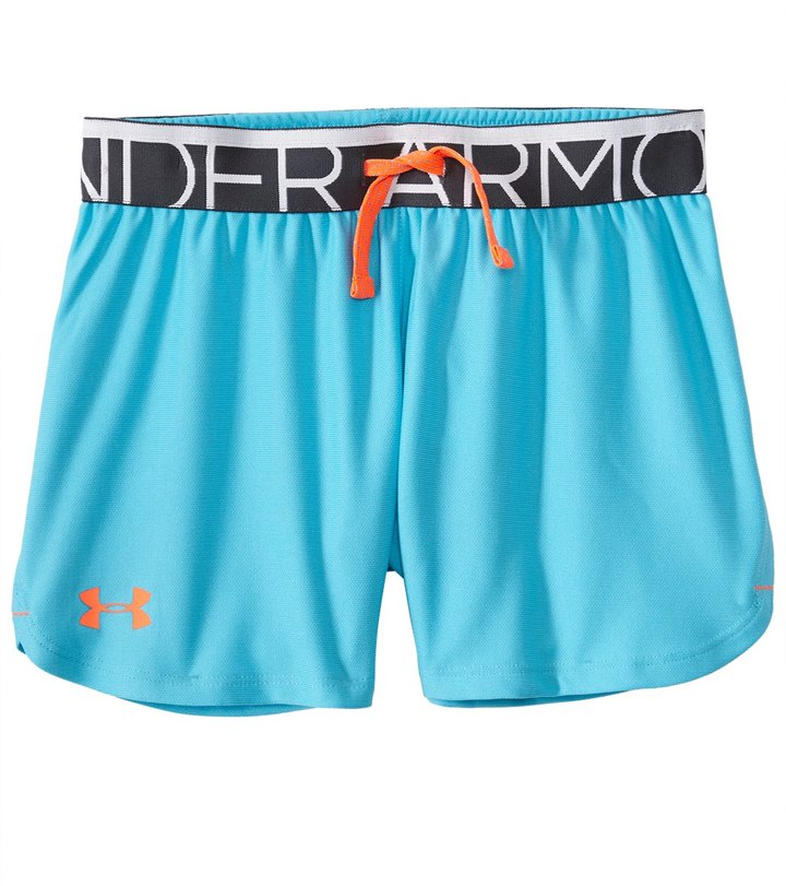 Under Armour Girls' Play Up Short (620) - 8145594