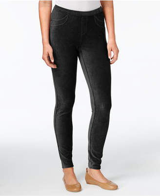 Style&Co. Style & Co Petite Corduroy Leggings, Created for Macy's