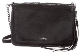 Botkier Embossed Leather Crossbody Bag