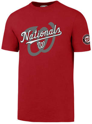 '47 Men's Washington Nationals On-Deck Rival T-Shirt