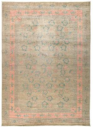 "Solo Rugs Eclectic Area Rug, 13' 10"" x 10' 1"""