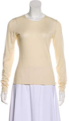 Ralph Lauren Cashmere and Silk-Blend Sweater