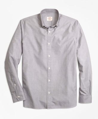 Brooks Brothers Nine-to-Nine Polo Button-Down Collar Shirt