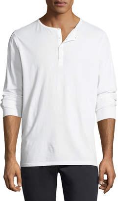 Vince Men's Henley T-Shirt