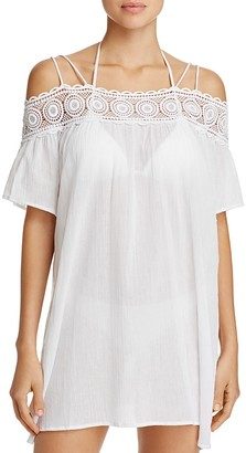 La Blanca Island Fare Dress Swim Cover-Up $79 thestylecure.com