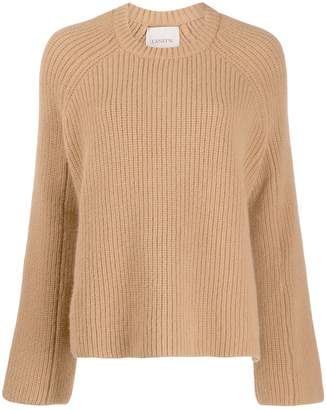 Laneus oversized knitted sweater