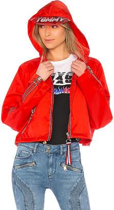 Tommy Hilfiger TOMMY X GIGI Gigi Hadid Visor K-Way Jacket