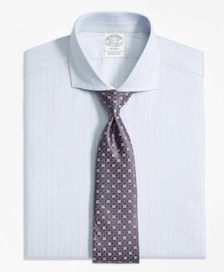 Brooks Brothers Regent Fitted Dress Shirt, Stripe