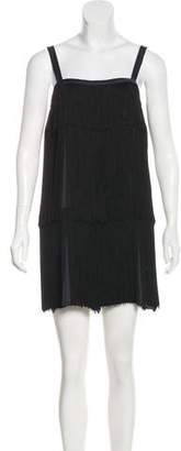 Sass & Bide Fringed Mini Dress w/ Tags