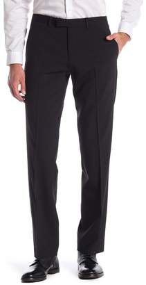 Theory Cody 2 Black Flat Front Suit Separates Trousers