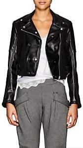 Moto HIRAETH Women's Blaise Faux-Leather Jacket-Black