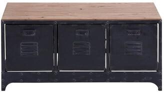 UMA Enterprises Uma Enterprises Wood Storage Bench