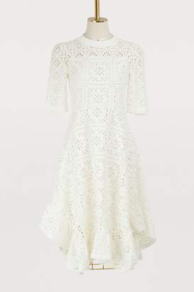 See by Chloe Openwork dress