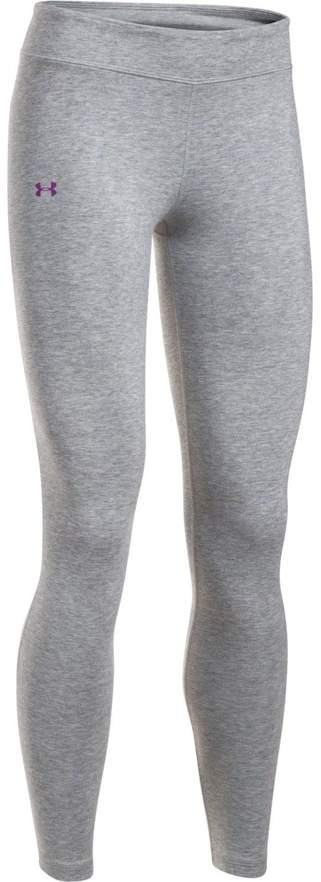 Under Armour Girls 7-16 Under Armour Favorite Knit Leggings