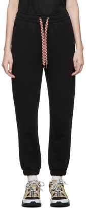 Burberry Black Raine Sweatpants