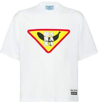Prada Banana T-shirt