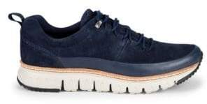 Cole Haan Zero Grand Suede Rugged Oxford Sneakers